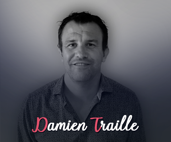 Episode 42 - Damien Traille - podcast RugbyMercato