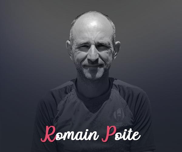 Episode 12 - Romain Poite - podcast RugbyMercato