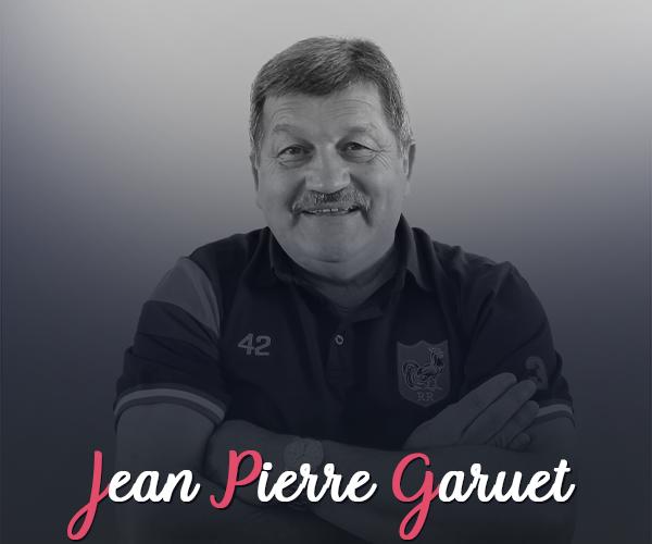 Episode 14 - Jean Pierre Garuet - podcast RugbyMercato