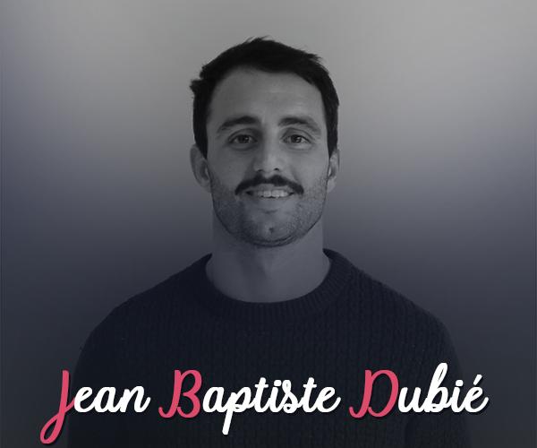 Episode 24 - Jean Baptiste Dubié - podcast RugbyMercato