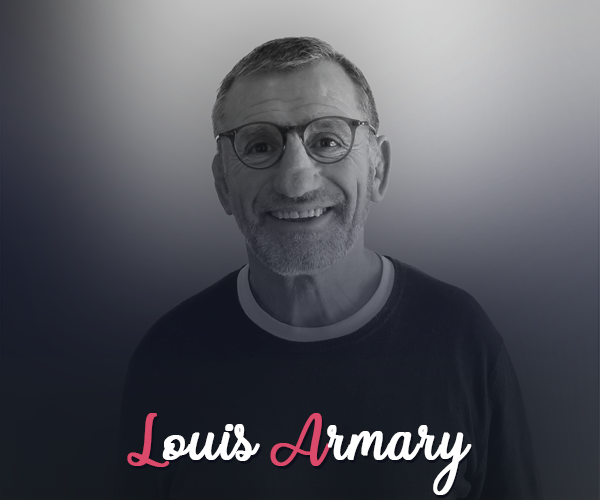 Episode 28 - Louis Armary - podcast RugbyMercato