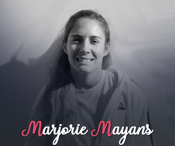 Episode 7 - Marjorie Mayans - podcast RugbyMercato